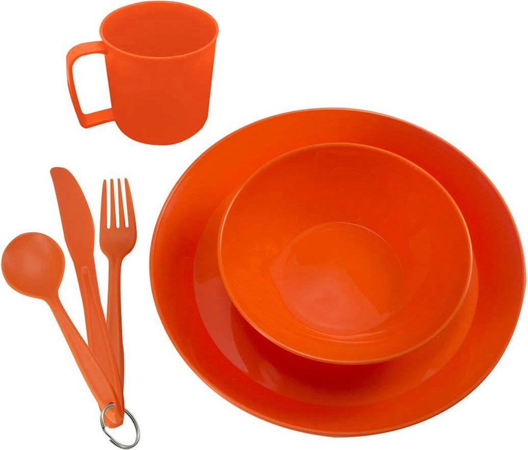 3e040072899 store.bg - Туристически съдове и прибори за хранене - Комплект от 6 части