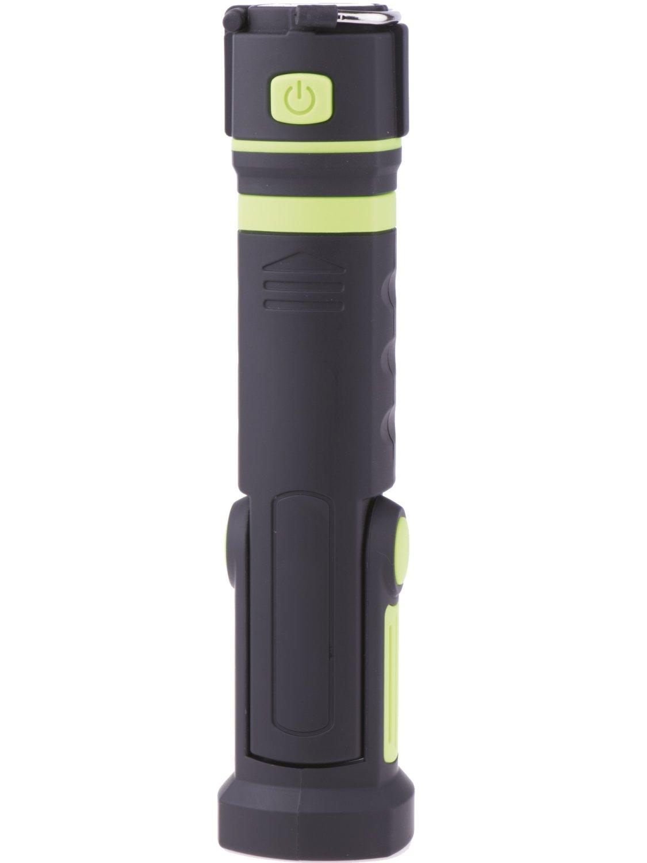 c9e805f1aa0 Акумулаторна лампа - фенер - 12 SMD LED + 6 L..