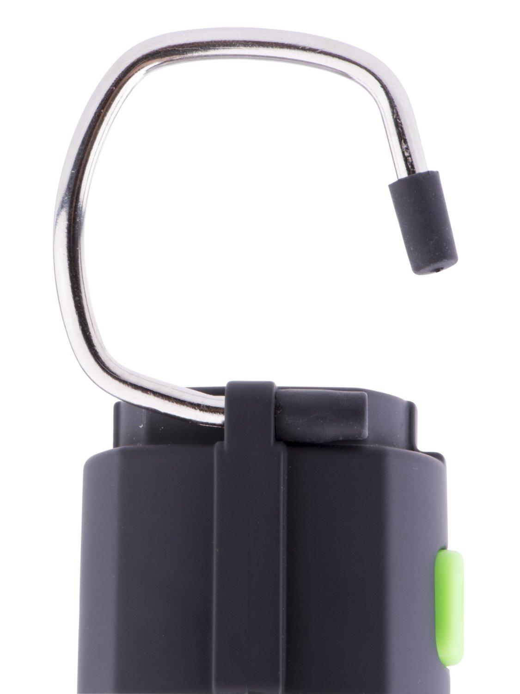 4737594f1fb Акумулаторна лампа - фенер - 12 SMD LED + 6 L... Подвижна част Кука и  магнит на лампата Кука ...